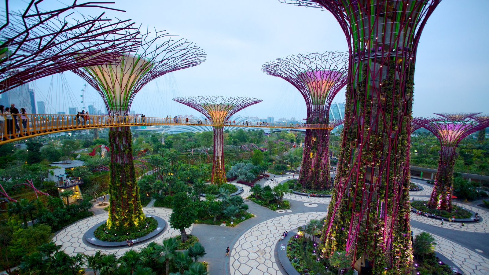 gardens by the bay - Garden By The Bay Breakfast