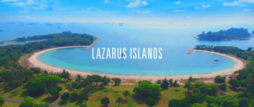 All about lazarus island