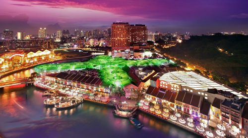 All about clarke quay singapore