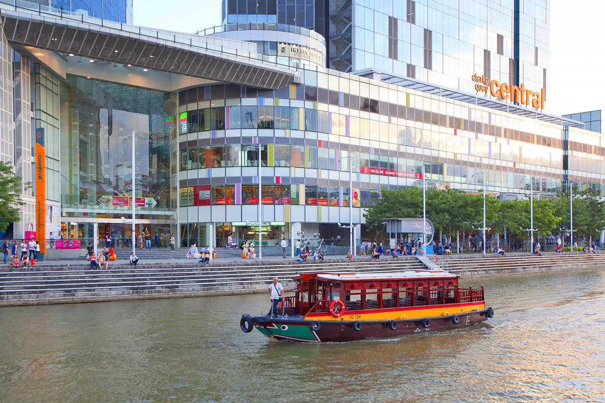 Central Clarke Quay Restaurants Japanese Buffet