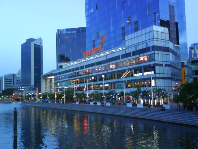 A Guide To Visiting Clarke Quay Central The Bustling