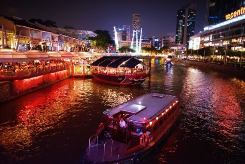 Clarke quay transportation