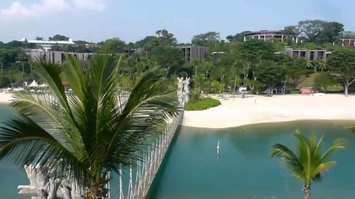 Palawan beach singapore