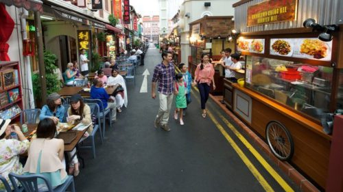 Chinatown singapore feel the real singapore