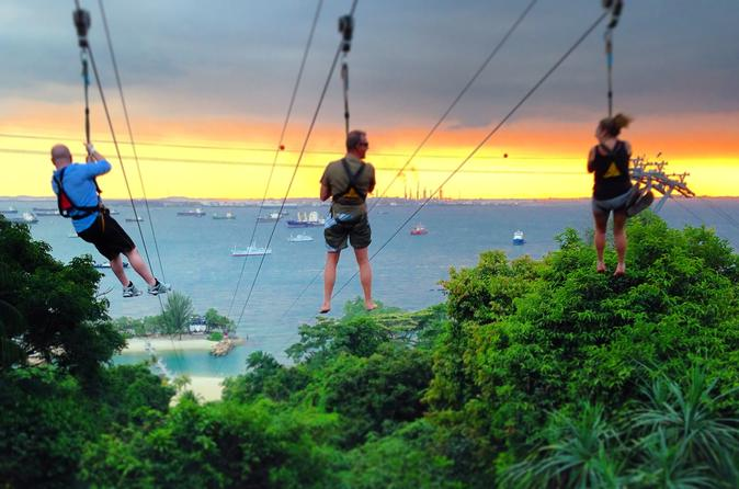 Sentosa Island A Leisure Center In Singapore Travel In