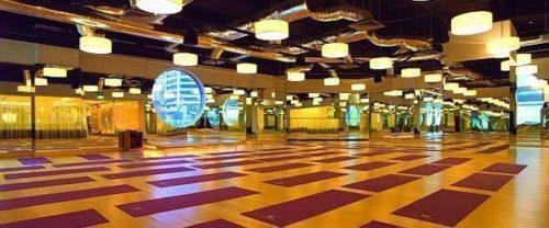 True yoga singapore interior