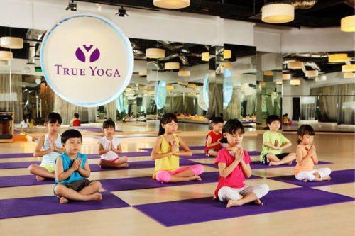 True yoga singapore studio