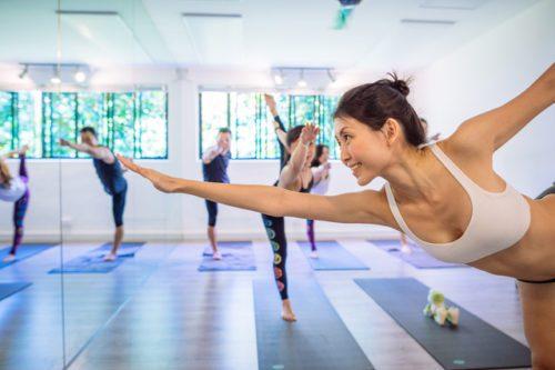 Best yoga singapore