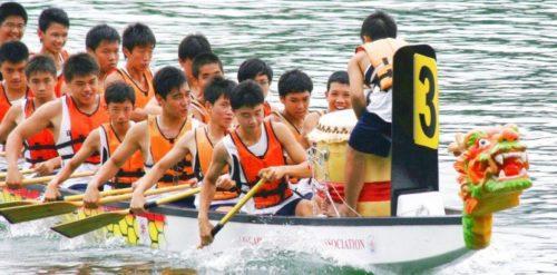 Boat festival singapore