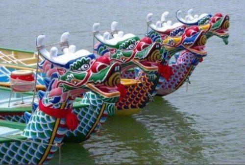 Dragon boat festival singapore detail