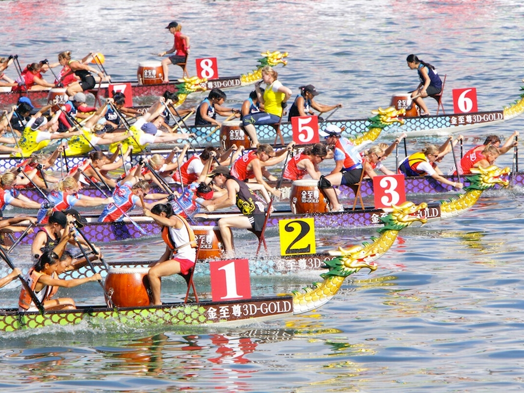 Dragon Boat Festival in Singapore the Spectacular ...