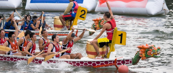 Dragon Boat Festival in Singapore the Spectacular Competitions