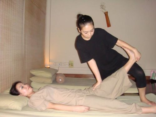 Thai massage singapore