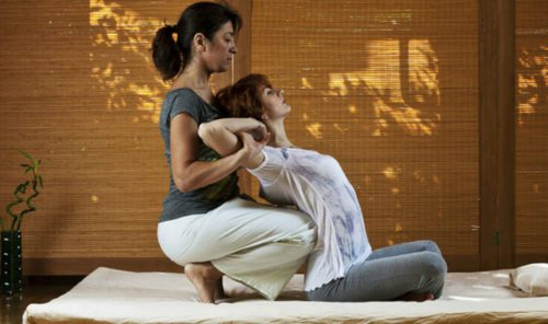 Thai massage singapore best relaxation