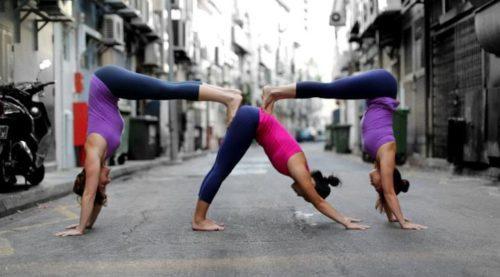 Yoga in singapore