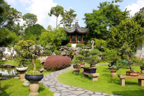 Garden of abundance