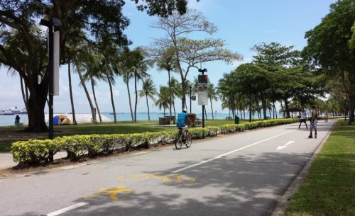 East coast park must visited place