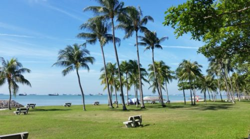 East coast park romantic destination