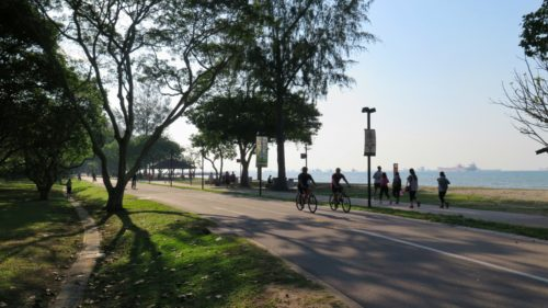 Things to do at east coast park