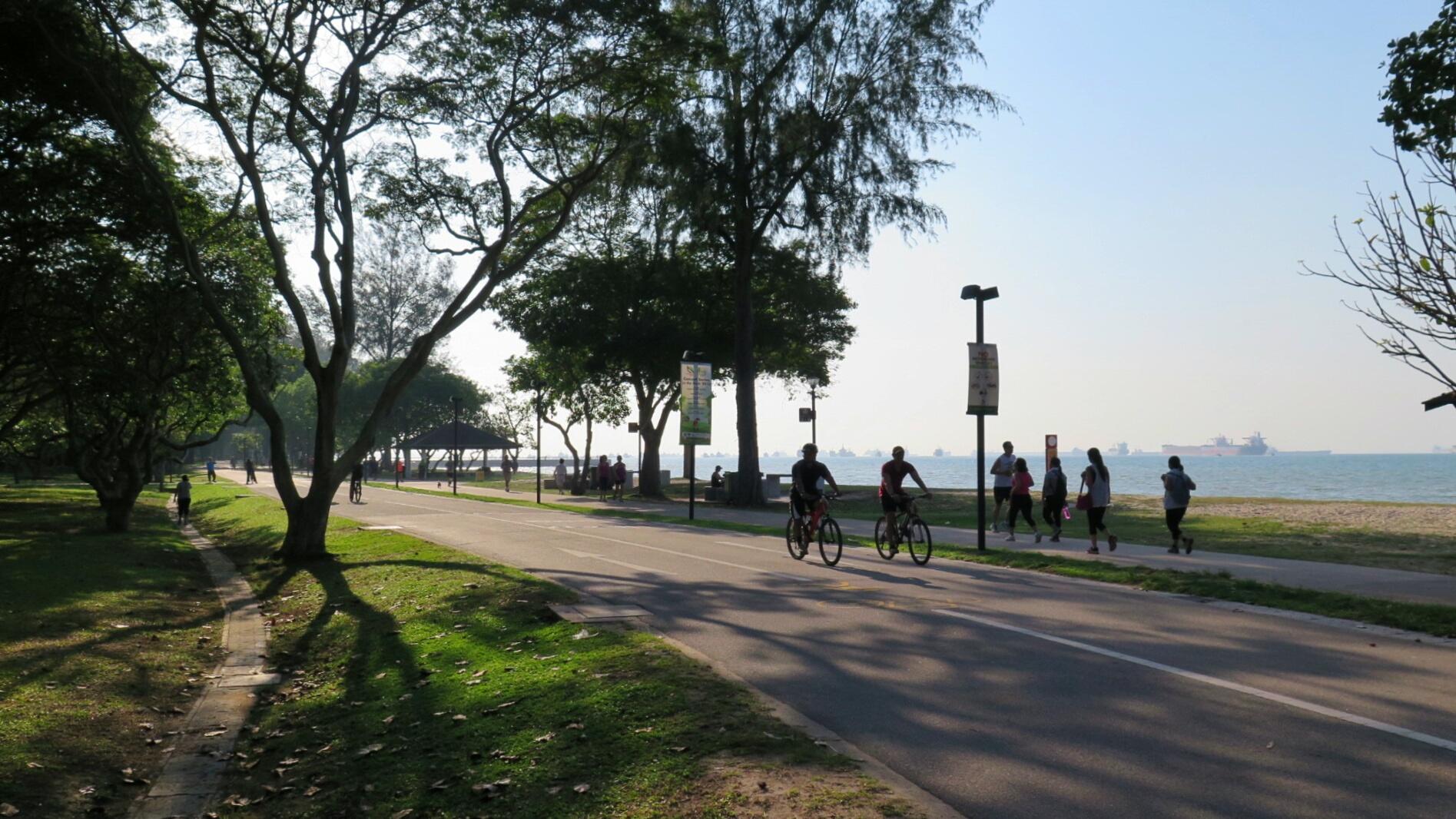 East Coast Park in Singapore | My Guide Singapore |East Coast Park Shelter
