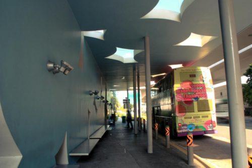 Vivocity bus