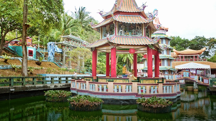 Haw Par Villa: The Nightmare Theme Park