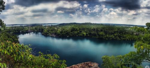 Pulau ubin panorama