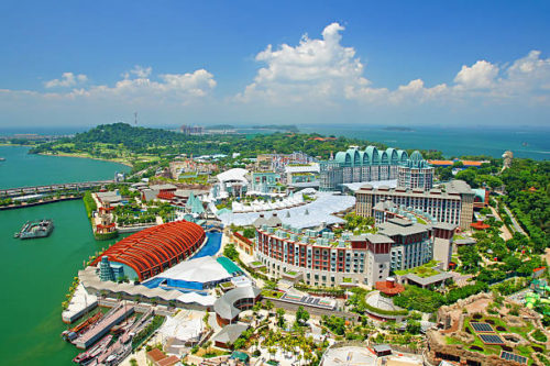 Sentosa island best place to visit