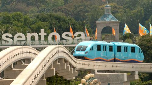 Sentosa island transport