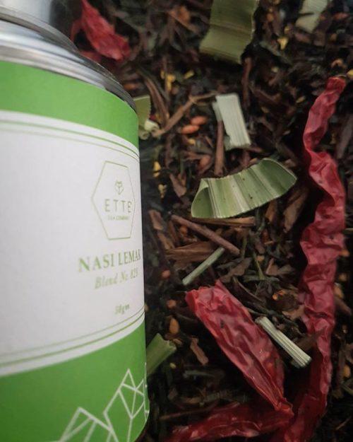 Nasi lemak tea