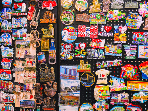 Top 7 souvenirs to buy from singapore