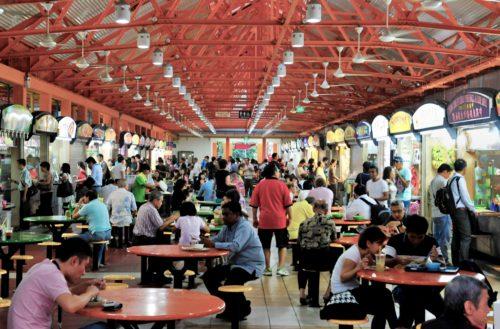Cheap hawker centre singapore