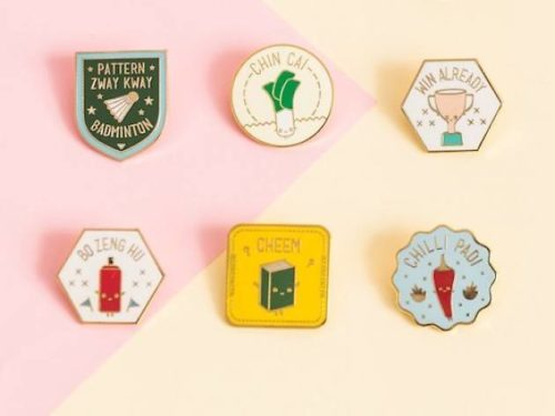 Cute singapore souvenirs