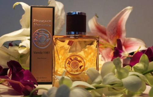 Orchid perfume singapore