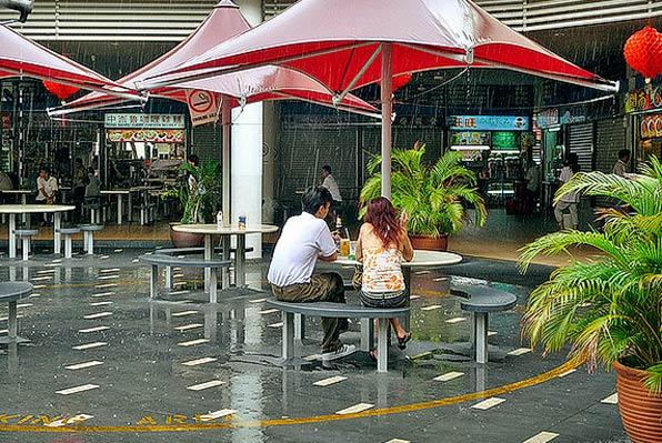 Tiong bahru market outdoor