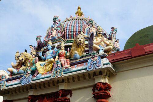Sri mariamman temple chinatown singapore