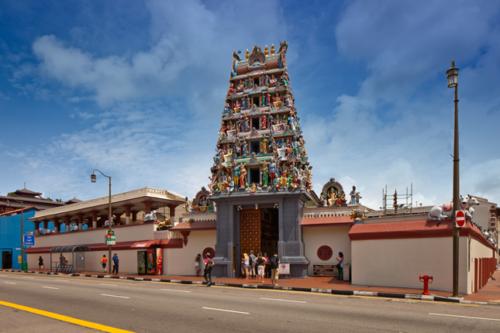 Sri mariamman temple guide